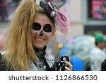 moscow  russia   june 29  2018  ... | Shutterstock . vector #1126866530
