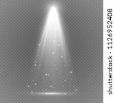 light sources  concert... | Shutterstock .eps vector #1126952408