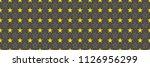horizontal gold stars for...   Shutterstock .eps vector #1126956299
