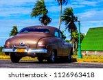 vinales  february 4  classic... | Shutterstock . vector #1126963418