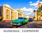 vinales  february 4  classic... | Shutterstock . vector #1126963430