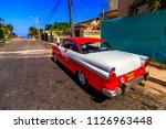 vinales  february 4  classic... | Shutterstock . vector #1126963448