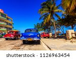 vinales  february 4  classic... | Shutterstock . vector #1126963454