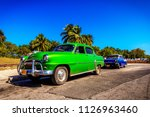 vinales  february 4  classic... | Shutterstock . vector #1126963460