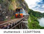 kanchanaburi  thailand  ... | Shutterstock . vector #1126975646