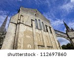 st michel cathedral high tower... | Shutterstock . vector #112697860