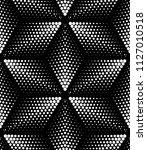 vector seamless texture. modern ...   Shutterstock .eps vector #1127010518