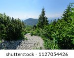 the path in vratna valley at... | Shutterstock . vector #1127054426
