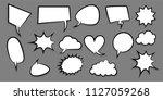 announces sketch idea... | Shutterstock .eps vector #1127059268