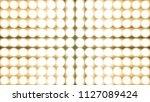 flashing lights bulb spotlight... | Shutterstock . vector #1127089424