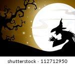Halloween Full Moon Night...