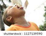 jakarta  indonesia   august 17  ... | Shutterstock . vector #1127139590