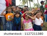 jakarta  indonesia   august 17  ... | Shutterstock . vector #1127211380