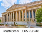 washington  dc  usa   september ... | Shutterstock . vector #1127219030