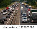 near salford  england  uk  ... | Shutterstock . vector #1127305580