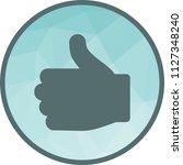 hand  sign | Shutterstock .eps vector #1127348240