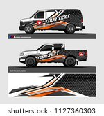 car graphic background vector.... | Shutterstock .eps vector #1127360303