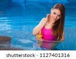 relax  spa wellness concept.... | Shutterstock . vector #1127401316