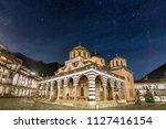 beautiful view of the orthodox... | Shutterstock . vector #1127416154