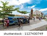 bataan philippines   jun 30... | Shutterstock . vector #1127430749