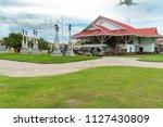 bataan  philippines   jun 30...   Shutterstock . vector #1127430809