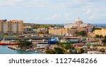 san juan  puerto rico united... | Shutterstock . vector #1127448266