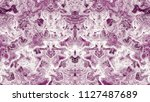 colorful abstract pattern for... | Shutterstock . vector #1127487689