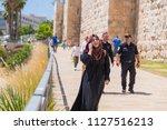 jerusalem  israel   june 14 ...   Shutterstock . vector #1127516213