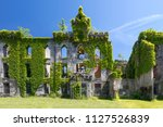 old ruins of an abandoned small ...   Shutterstock . vector #1127526839