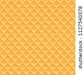 wafer seamless background.... | Shutterstock . vector #1127540378