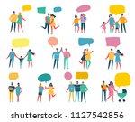 vector illustration of... | Shutterstock .eps vector #1127542856
