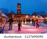 berlin  germany   december 10 ... | Shutterstock . vector #1127690090