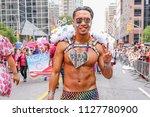 june 24  2018   toronto  canada ... | Shutterstock . vector #1127780900