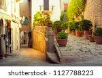San Marino Cityscape. Italy...