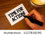 conceptual hand writing showing ... | Shutterstock . vector #1127818190