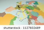 italy's migration or... | Shutterstock . vector #1127832689