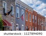 Row Houses In Locust Point ...