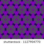 wallpaper in the style of... | Shutterstock . vector #1127904770