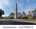 buenos aires  argentina   may... | Shutterstock . vector #1127908223