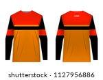 design for sublimation print....   Shutterstock .eps vector #1127956886