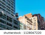 new york city  usa   june 20 ... | Shutterstock . vector #1128067220