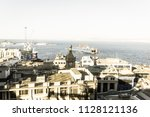 valparaiso  chile  january 2 ... | Shutterstock . vector #1128121136