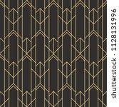 vector modern geometric tiles... | Shutterstock .eps vector #1128131996