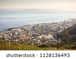 cape town  south africa... | Shutterstock . vector #1128136493
