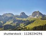 gurnigel gantrisch region... | Shutterstock . vector #1128234296