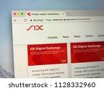 amsterdam  the netherlands  ...   Shutterstock . vector #1128332960