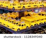 new york  usa   may 2018   tiny ...   Shutterstock . vector #1128349340