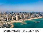Aerial  View Of Mediterranean...