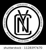t shirt graphics  tee print... | Shutterstock .eps vector #1128397670