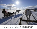 Reindeer Sledding Ecotourism...